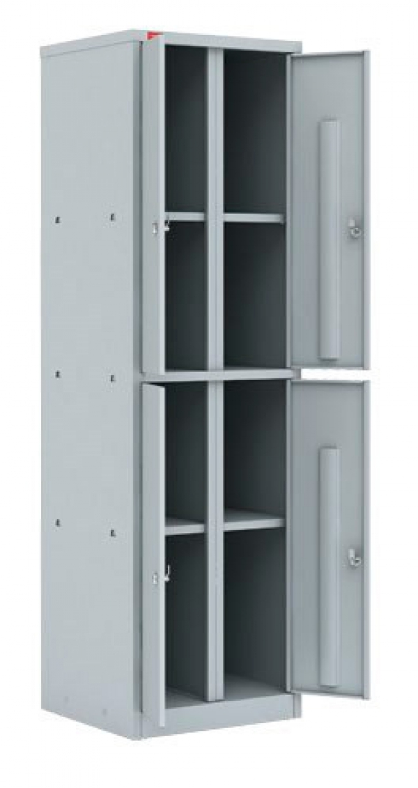 Металлический шкаф для документов  ШАМ - 24.О