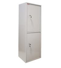 Металлический бухгалтерский шкаф КБС - 023тн