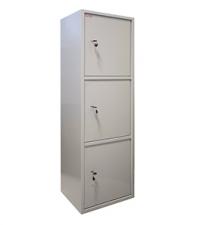 Металлический бухгалтерский шкаф КБС - 033н