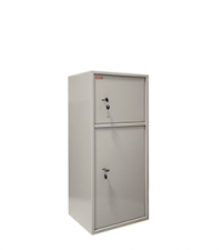 Металлический бухгалтерский шкаф КБС - 042тн
