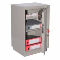 Металлический бухгалтерский шкаф КБС - 012т