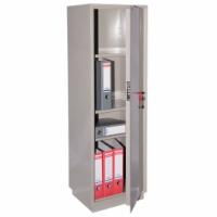 Металлический бухгалтерский шкаф КБС - 21