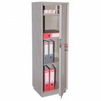 Металлический бухгалтерский шкаф КБС - 21т