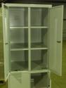 Двухсекционный металлический шкаф ШАМ - 24.О (а)  Распродажа в Москве