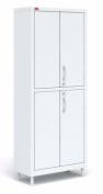 Металлический медицинский шкаф для хранения медикаментов M2 м