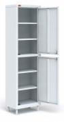 Металлический медицинский шкаф для хранения медикаментов M1 М