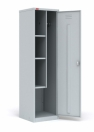 Металлический шкаф для хранения одежды и инвентаря ШРМ АК-У