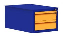 Подвесная тумба Ящик Т - ВПЭ для крепления к верстаку ВП - Э