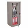 Металлический бухгалтерский шкаф КБС - 041т