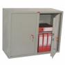Металлический бухгалтерский шкаф КБС - 09