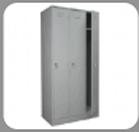 Металлические шкафы для одежды ШРМ-33