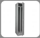 Металлические шкафы для одежды ШРМ-21