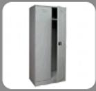 Металлические шкафы для одежды ШАМ-11.Р