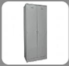 Металлические шкафы для одежды ШРМ-С