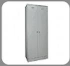 Металлические шкафы для одежды ШРМ-АК