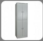 Металлические шкафы для одежды ШРМ-24